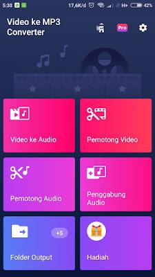 Inilah cara gampang mengubah video menjadi MP Cara Mengubah Video Menjadi MP3 dengan Aplikasi Ringan