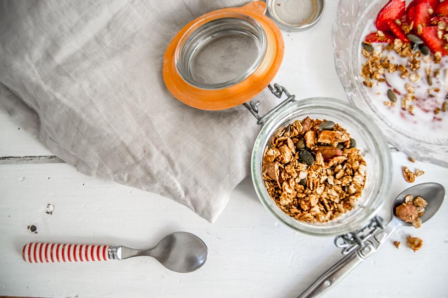 recette granola sans gluten blog spoonencore