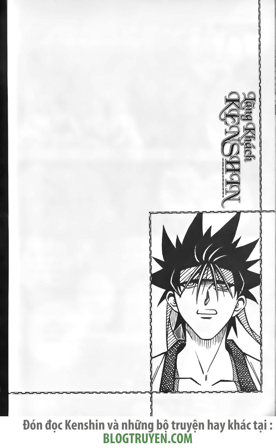 Rurouni Kenshin chap 228 trang 21