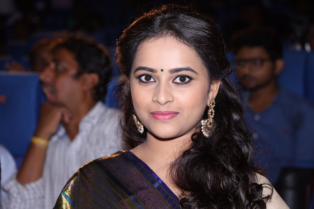 Sri Divya in Kaashmora Audio Launch