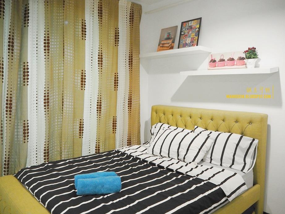 【KLShortTrip】Living Space | The Scott SOHO | 公寓套房容纳4-5人