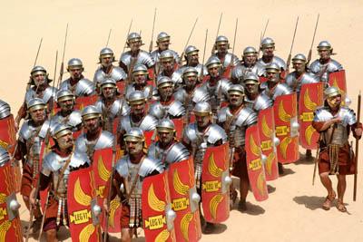 římská pěchota