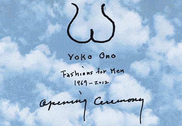 Yoko Ono, styliste pour Opening Ceremony