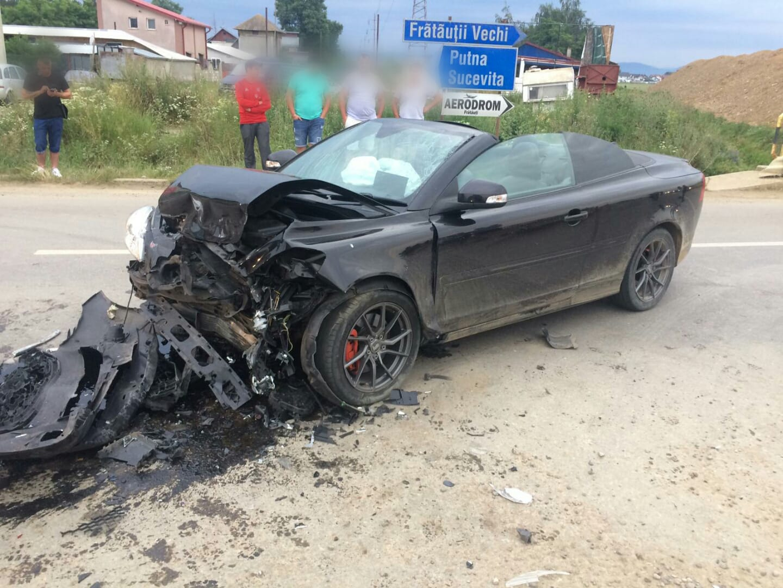 Accident Rădăuți, 19 iulie 2020