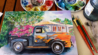 https://www.etsy.com/listing/400401951/hanapepe-truck-watercolor-painting-kauai