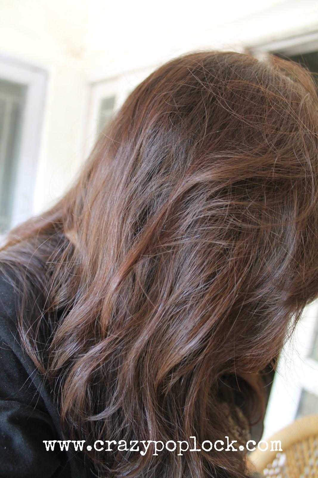 Brown Revlon Colorsilk Light