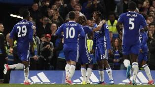 Chelsea vs Watford 4-3 Liga Inggris 15/5/2017