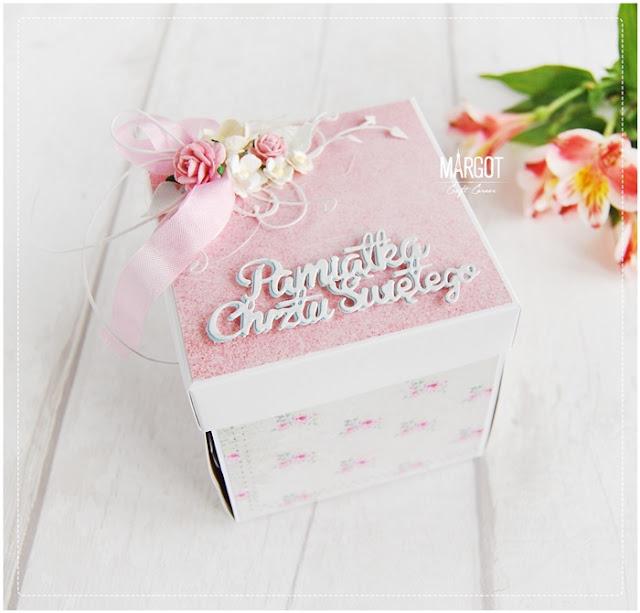 Inspiruje Malgosia: pudełeczka dla bliźniaczek - Inspirations from Małgosia - boxes for twins