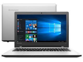 Notebook Lenovo Ideapad 300 Intel