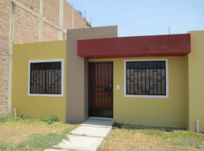 Fachadas y casas fachadas de casas de 1 piso for Fachadas de casas modernas 1 piso