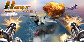 Navy Gunner Shoot War 3D v1.0.2 Mod Apk (Unlimited Money)
