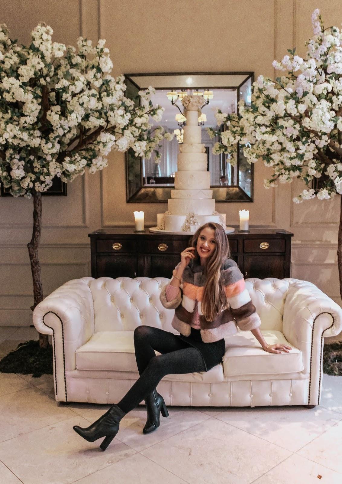 Four Seasons Hampshire Hotel Bridal Event