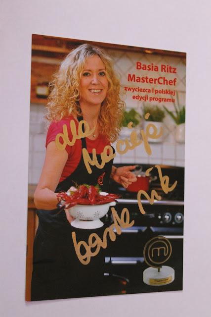 Autografy Maćka Macderer Barbara Ritz