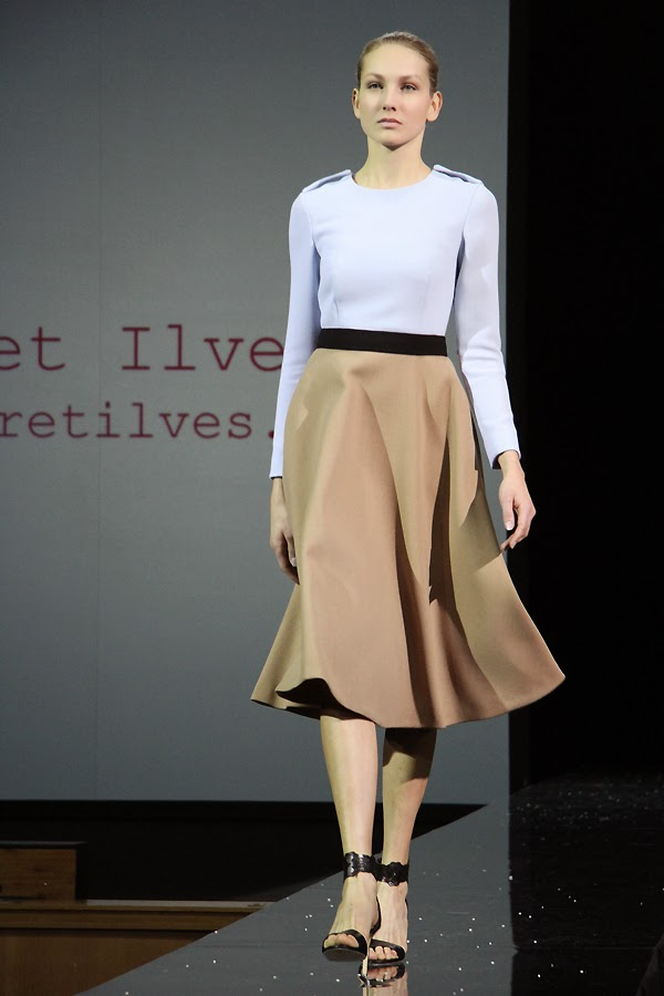 Piret Ilves. Tallinn Fashion Week, Day 3.