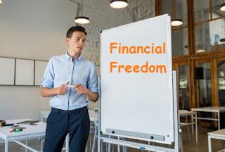 Tips Meraih Kebebasan Finansial (Financial Freedom)