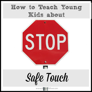 How to teach kids about safe touch