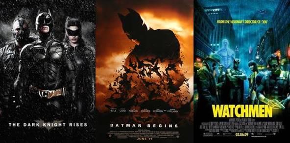 10 Film Superhero Terbaik dari DC Comics