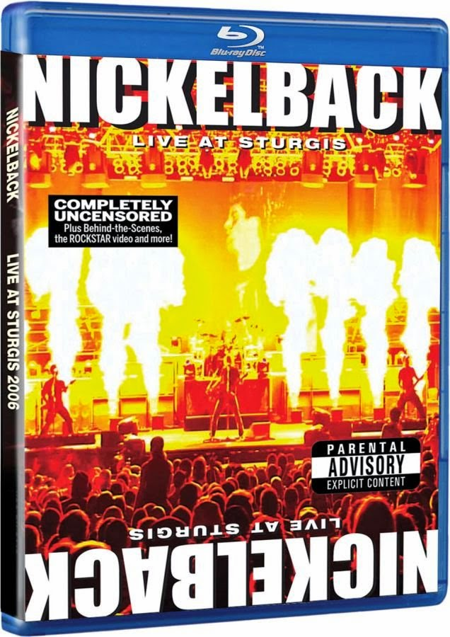 DVD AT BAIXAR NICKELBACK STURGIS LIVE AUDIO