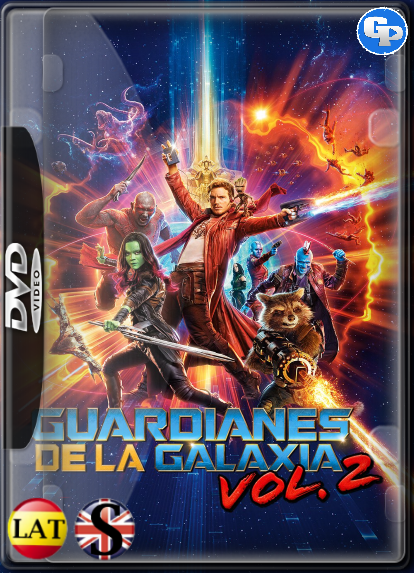 Guardianes de la Galaxia Vol. 2 (2017) DVD5 LATINO/INGLES