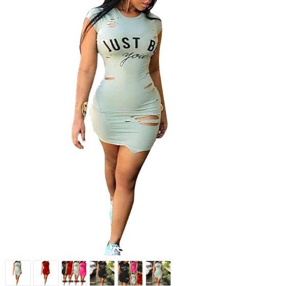 Womens Dress Shops - Designer Female Clothes - Coral Color Dresses Womens Dresses