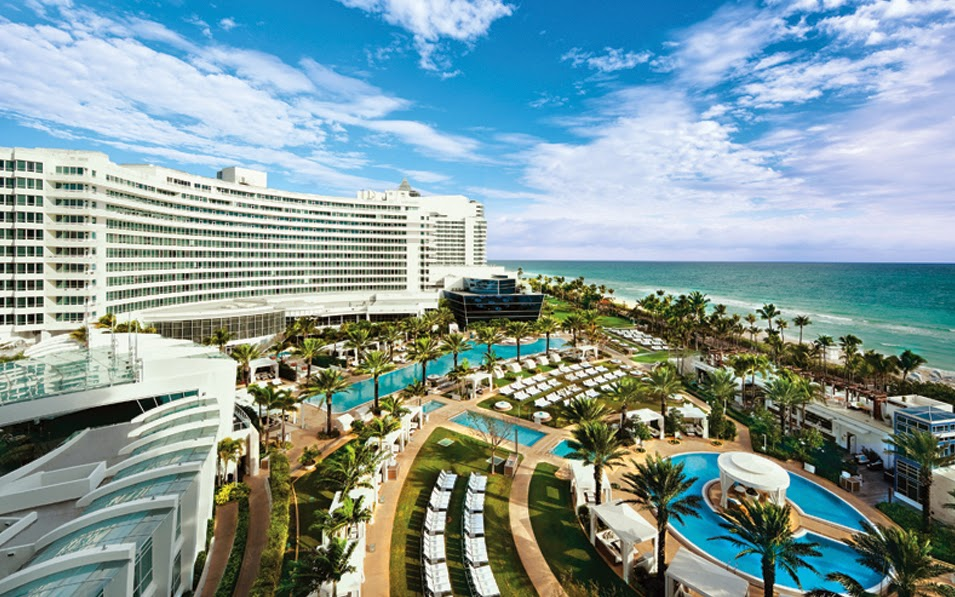 Hotel Fontainebleau Resort Miami Beach