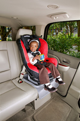 #BRITAX Vehicle Seat Protector