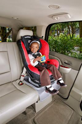 #BRITAX Vehicle Seat Protector