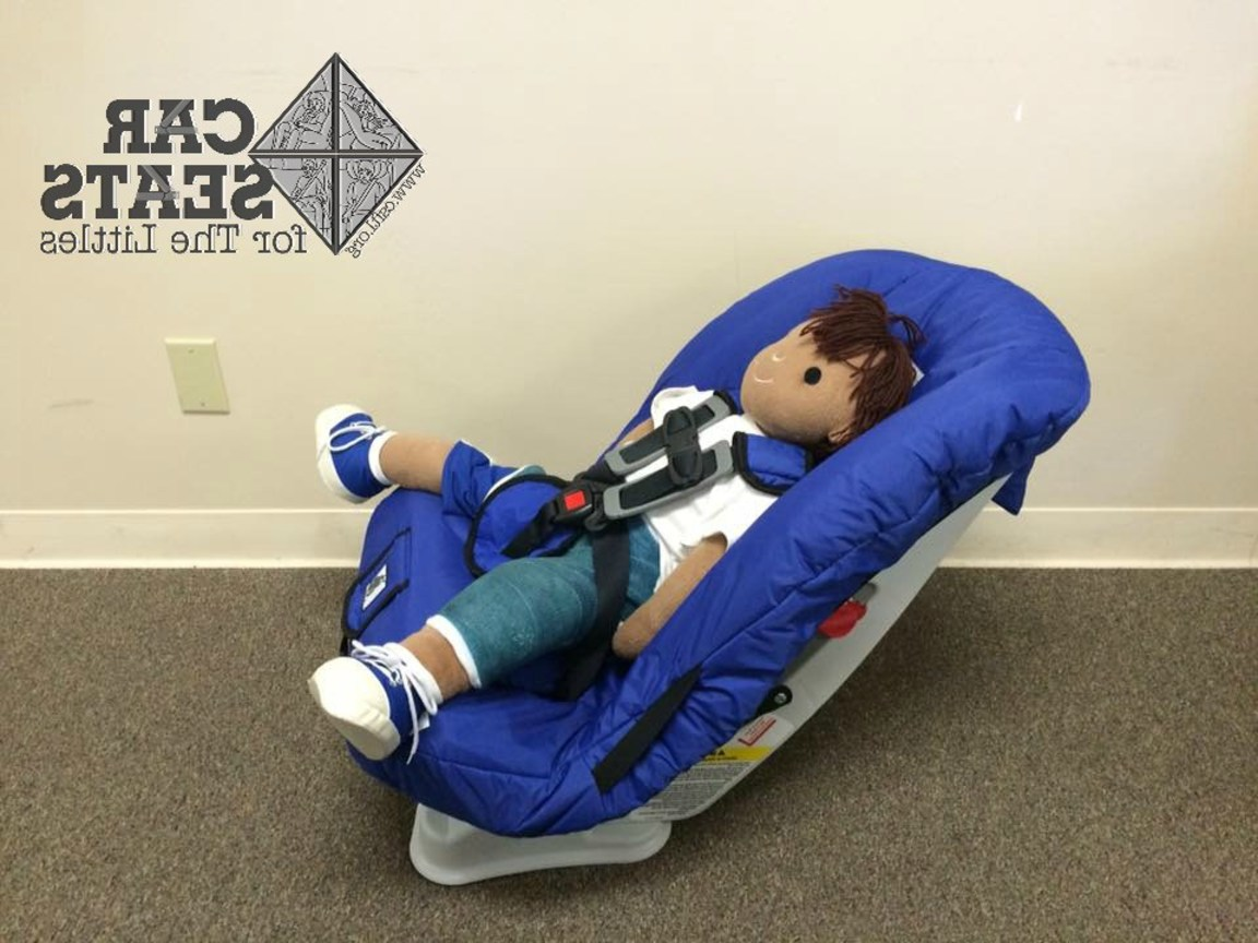 Hip Spica Car Seat Rental