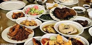 Kuliner Indonesia - Garuda