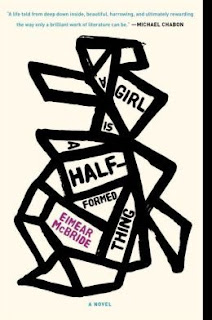 InTori Lex, Book Recommendations, Women's History Month, A Girl is a Half- Formed Thing, Eimear McBride
