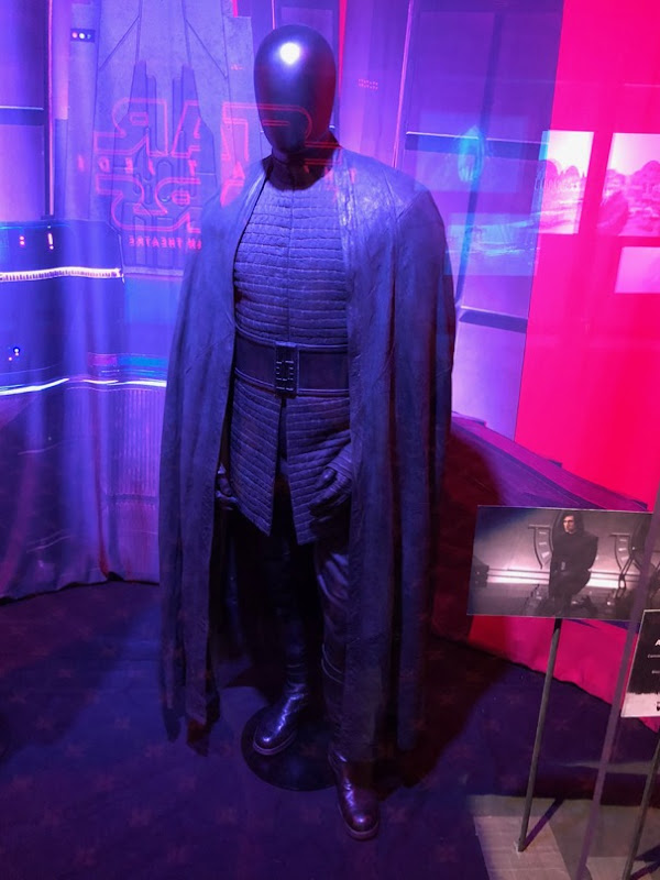 Star Wars Last Jedi Kylo Ren film costume