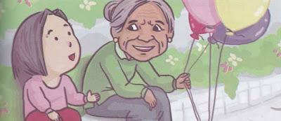 arini dan nenek tua