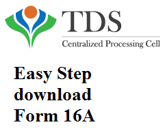 tds form 16a download
