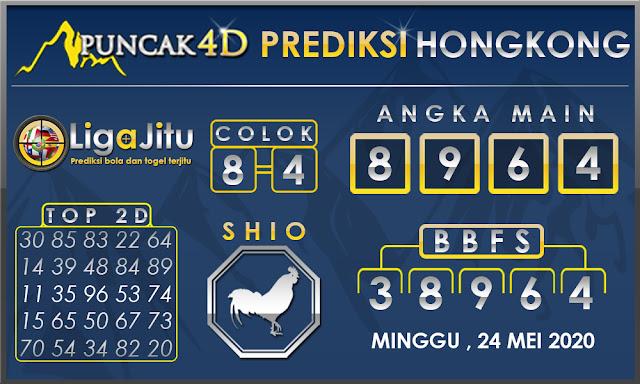 PREDIKSI TOGEL HONGKONG PUNCAK4D 24 MEI 2020