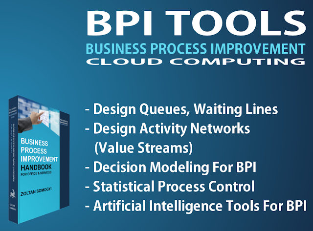 Business Process Improvement Tools, Cloud Computing