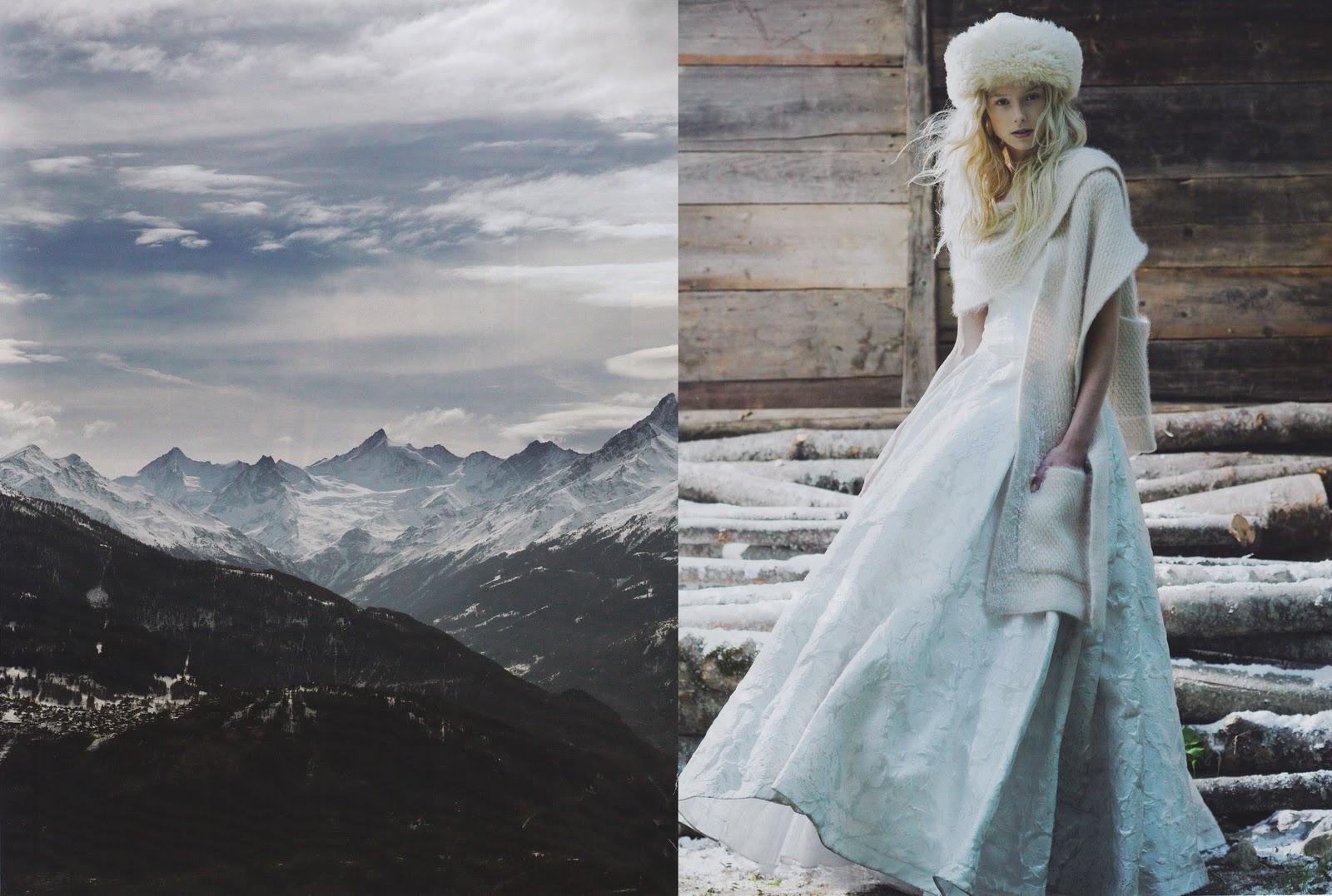 stephmodo: Winter Wedding Ideas from France
