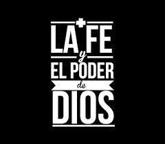 FE Y PODER SOBRENATURAL DE DIOS