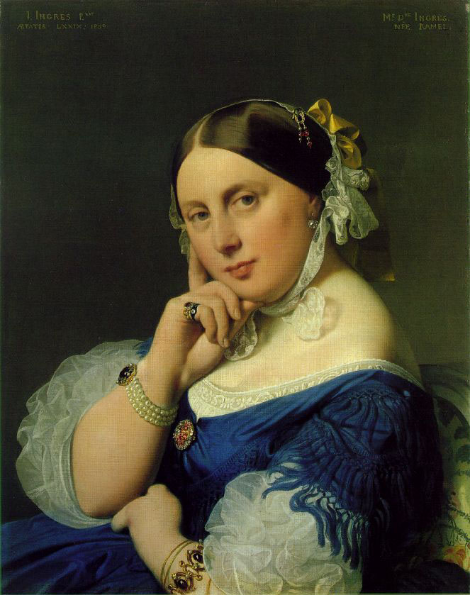 Maher Art Gallery: Jean Auguste Dominique Ingres