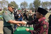 Danrem 162 Wira Bhakti Resmi Tutup Kegiatan TMMD Di Kabupaten Lombok Utara
