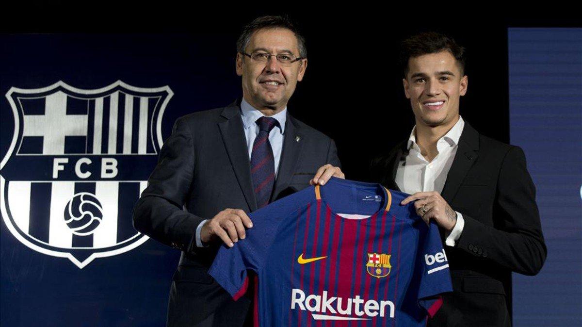Barcelona confirma lesão e adia estreia de Coutinho  veja por quanto tempo 8b617eb7e1d5e