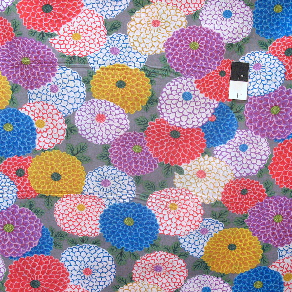 New!  JOY fabric by Kaffe Fassett Collective (click!)