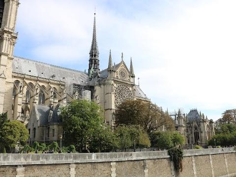 Diário de Paris: 1.º dia em Île de la Cité
