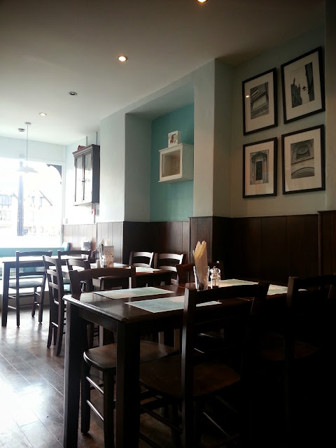 Food and Restaurant Reviews, Oxford. FoodieOnTour