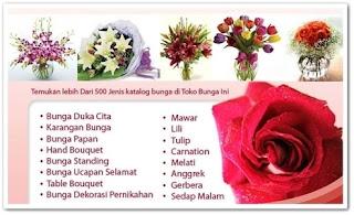 Tahun 2016 Bagi Toko Bunga Cantik