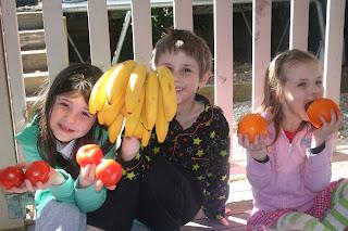 Buying Fruit & Vegetables In Bulk