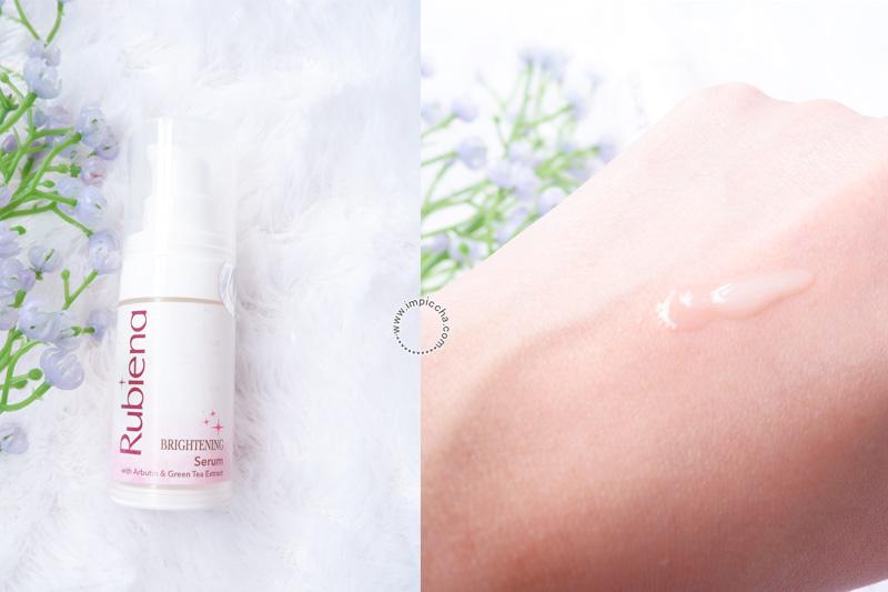Rubiena Brightening Series Skincare - Brightening Serum