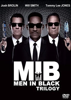 MIB - Homens de Preto - Trilogia Torrent Download