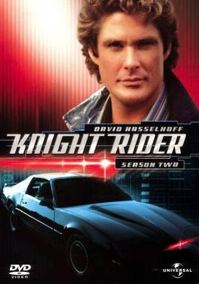 Cult TV Lounge: Knight Rider season 2 (1983)