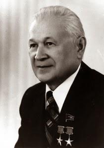Chelomey, ingegnere capo dell'OKB-52.