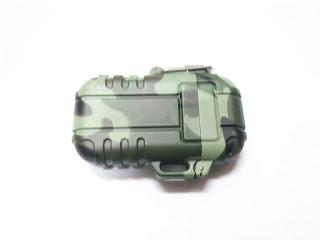 Korek Api Plasma Arc 006 Metal Plasma Lighter Waterproof